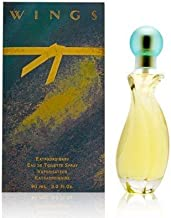 Wings by Giorgio Beverly Hills for Women 1.0 oz Extraordinary Eau de Toilette Spray