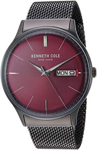 Reloj Kenneth Cole para Hombres 43mm, pulsera de Acero Inoxidable