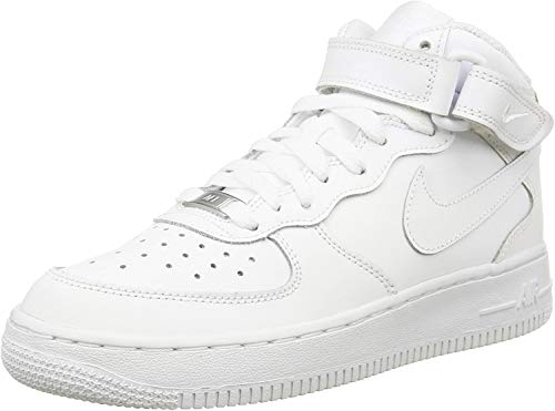 NIKE AIR FORCE 1 MID 37 5 Blanco