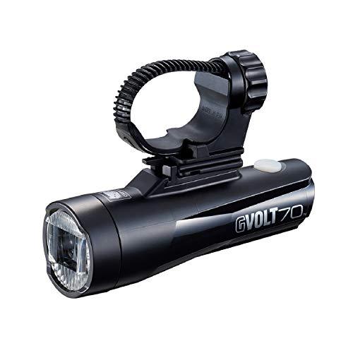 キャットアイ(CAT EYE) GVOLT70 ハンドルバー下専用ライト HL-EL551RC 自転車