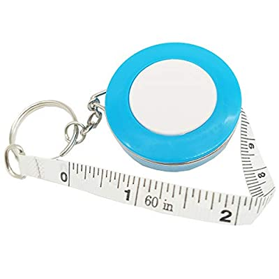 Tape Measure Retractable Measuring Tape for Cloth Body Measuring Tape and The Dual Sided Tape Measure for Sewing Tailor Fabric Measuring Tape