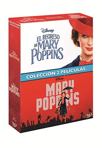 Pack Mary Poppins + Regreso Mary Poppins [DVD]