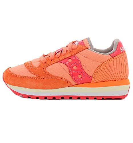 Saucony Sneakers Donna MOD. 60497 Jazz W Triple SMU 07 Pink 38