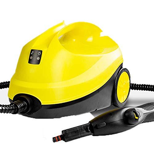 Sale!! Sq Steam Cleaner Floor Steam Mop, Maximum Cleaning Radius 5M, Multifunctional Including Exten...