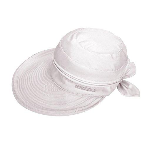 La Haute Sombrero ancho de ala grande, visera, sombrero, gorra, verano, playa, sombrero