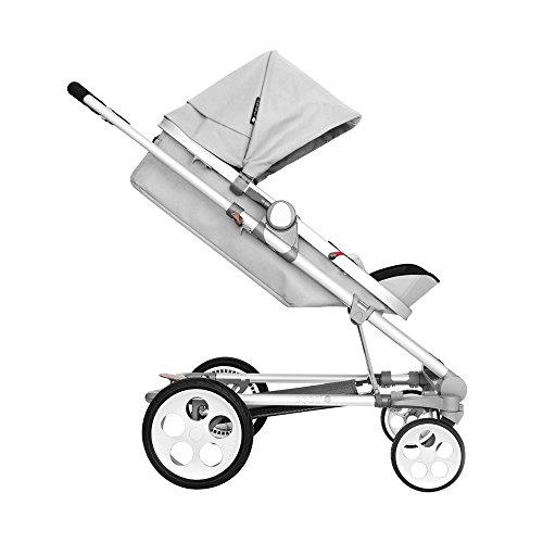 Seed Pli Plus Kombikinderwagen (Geburt - 3 Jahre, bis 17 kg), Kollektion 2019, silver