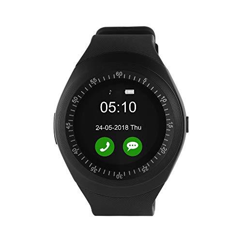 Huishoudelijke gadgets Y1 Smart Watch Bluetooth Sport Polsband Slaap Monitor Waterdichte Smart Armband Voice Recorder Sedentaire Herinnering Bericht Melding Alarm Klok Sedentaire ReminderAC1644 Dagelijks Ne