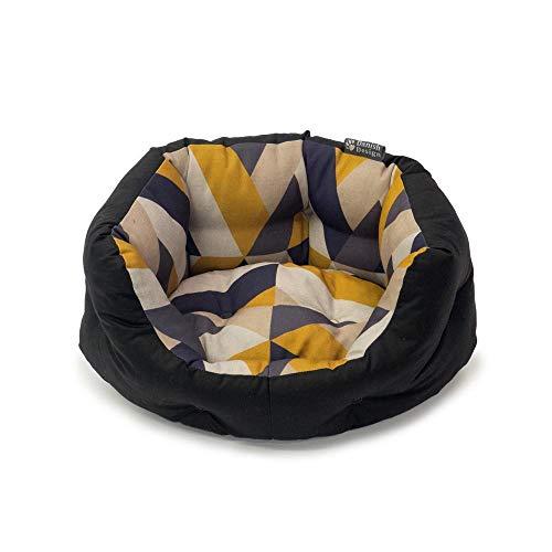 Danish Design Danish Design Retreat Eco-Wellness Geo Tile Dog Bed Small – 61 cm
