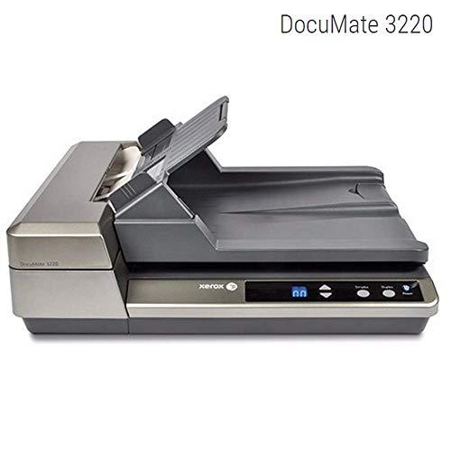 Xerox DocuMate 3220 Duplex Document Scanner with Flatbed (Renewed)