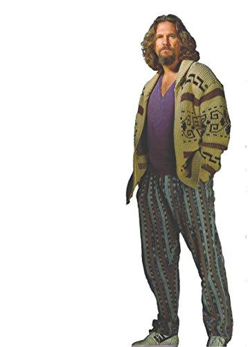 Jeff Bridges The Dude Big Lebowski Lifesize Cardboard Standup Standee Cutout Poster Buy Online In India At Desertcart In Productid 22271793