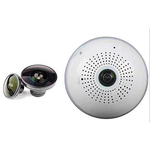 Cámara de Vigilancia WiFi 960P Cámara IP Inalámbrica HD Visión Nocturna Detección de Movimiento Remoto Alerta de Aplicación Audio Bidireccional Monitor para Bebé Mascota Tienda
