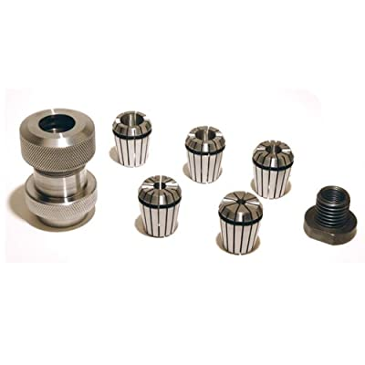 PSI Woodworking Products LCDOWEL Dowel Collet Chuck System from PSI Woodworking