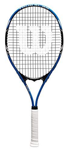Wilson Tennisschläger Damen/Herren, All Courter, Freizeitspieler, Tour Slam Lite,
