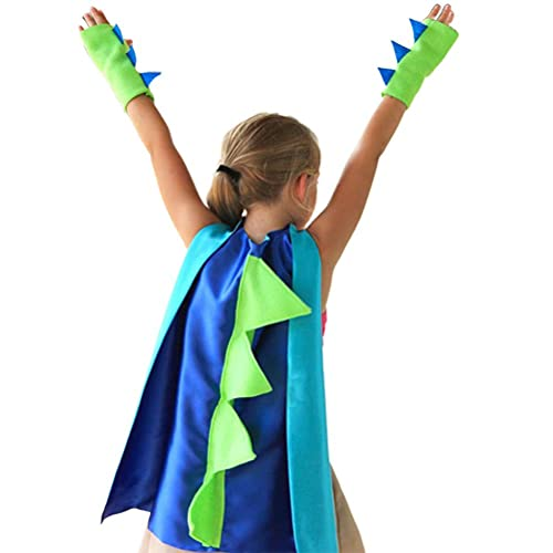WSTERAO Funny Halloween Dinosaur Costumes Cosplay Cape Toddler Infant Dinosaur Costume Kids Dinosaur Costume Cosplay Diy Animal Dress Up for Toddler Kids