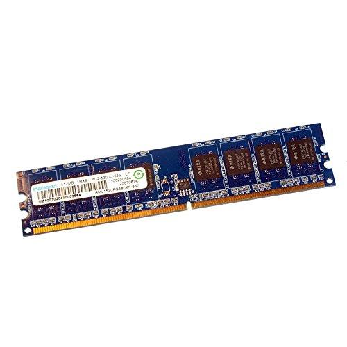 512 MB RAM Ramaxel rml1520pg38d6 F-667 240-Pin DIMM DDR2 PC2