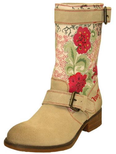 Desigual Damen Designer Boots Stiefel Schuhe - MOTERA 1-41