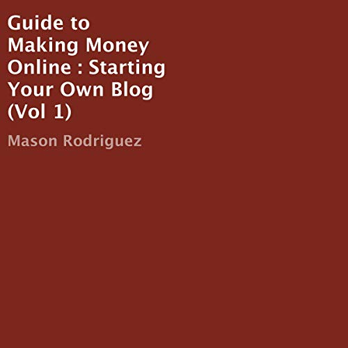 『Guide to Making Money Online, Volume 1』のカバーアート