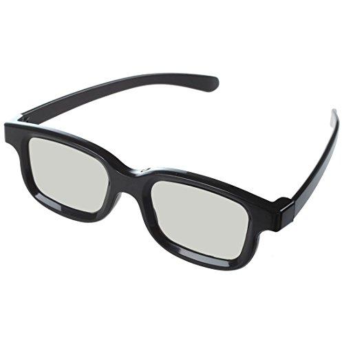 Vasko 3D-Brille für 3D-Fernseher, 2 Paar