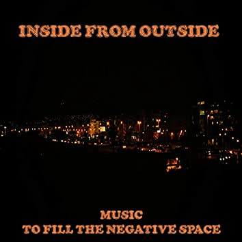 Music to fill the negative space