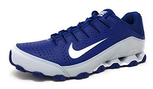 Nike Herren Reax 8 TR Fitnessschuhe, Mehrfarbig (Deep Royal Blue/White/Pure Platinum 404), 45 EU