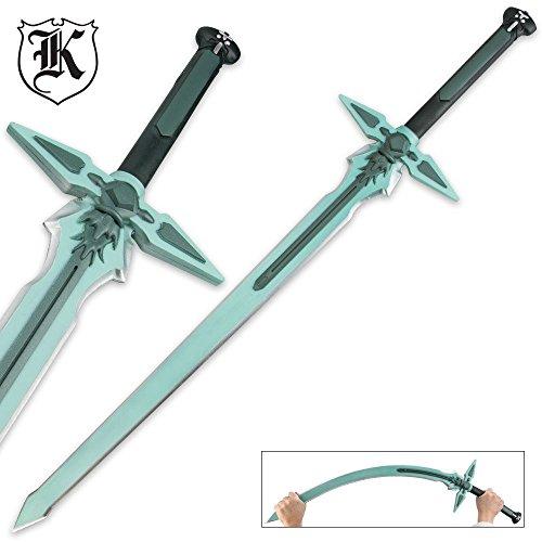 "41"" SAO Sword Art Online Kirito Kirigaya Kazuto Dark Repulser Fantasy Anime Manga Foam Cosplay Sword Halloween Xmas"