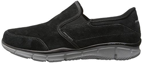 Skechers EqualizerMind Game Herren Sneakers, Schwarz (Black), 45 EU - 8