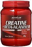 Activlab Creatine + Beta-Alanine, Zitrone, 300 g