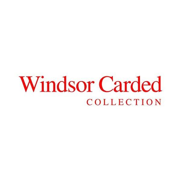 Grunwerg Windsor Carded Windsor - Cuchillo para Mantequilla con Carta, Acero Inoxidable, Pulido Brillante, 16 x 2 x 0.5…