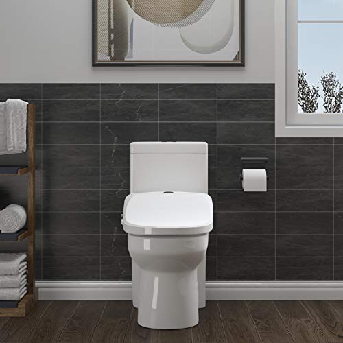 HOROW HWMT-8733 Smart Small Toilet With Luxury...