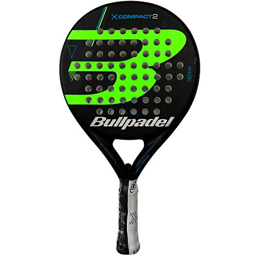 Bullpadel Pala de pádel X-Compact LTD Green