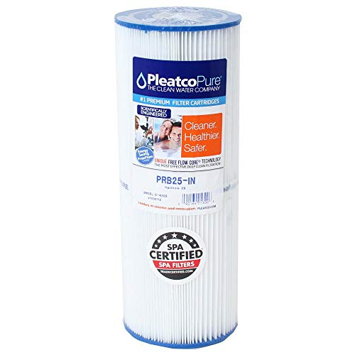 Filterkartusche Kartusche Whirlpool Filter Lamellenfilter Pleatco PRB25-IN