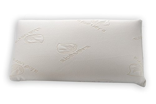 Dormio AL1603 – Cuscino in Materiale viscoelastico (Memory Foam) 70 cm