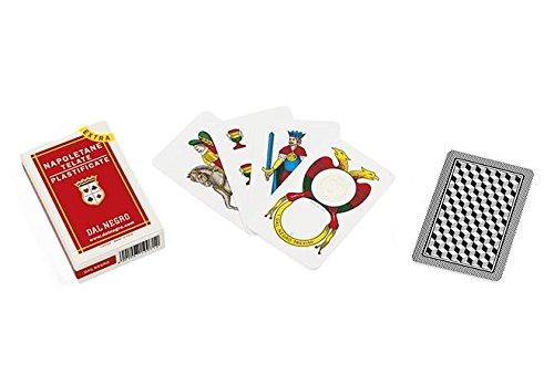 Tavoloverde Kartenspiele Napoletane Extra Dal Negro