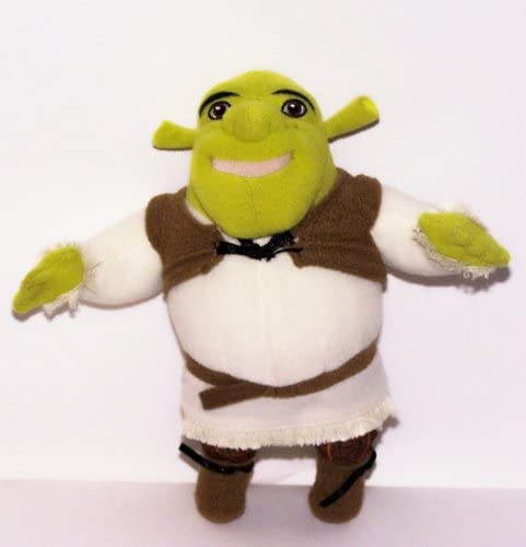 Shrek 40% OFF Cheap Sale Stuffed Ogre Mini Collectible Character Pal 35% OFF