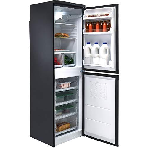 Indesit IBD5517S 50/50 Fridge Freezer - Silver