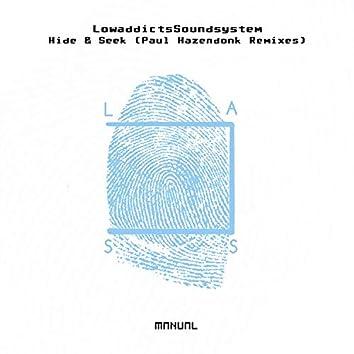 Hide & Seek (Paul Hazendonk Remixes)