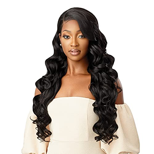 Outre Melted Hairline HD Lace Front Wig Chandell (DRFF2/CHERRD)