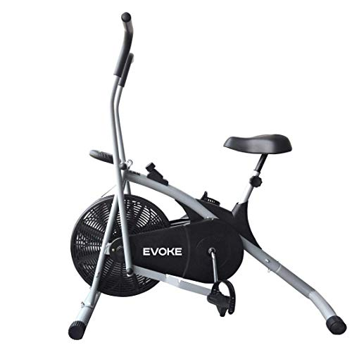 Evoke Ojas -100 Blend Exercise Cycle with Moving Handles, perfect fitness bike for home gym...