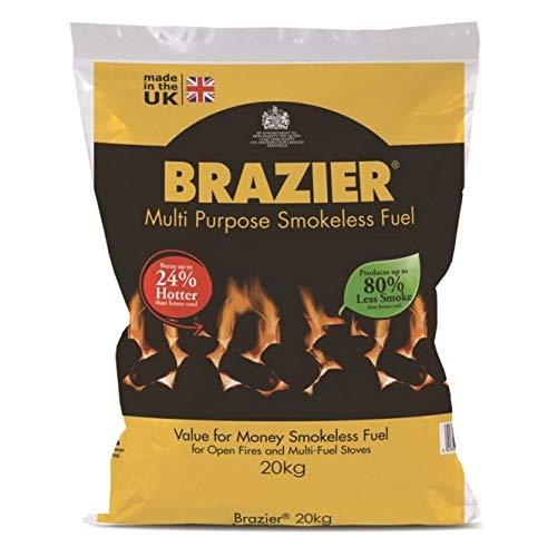 Brazier Smokeless Coal | 20kg
