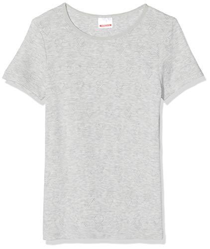 Damart Jungen T Shirt Manches Courtes Thermounterwäsche - Oberteile, Grau (Gris Chiné 56702-11011-), 6 Jahre (Herstellergröße: 6Jahre)