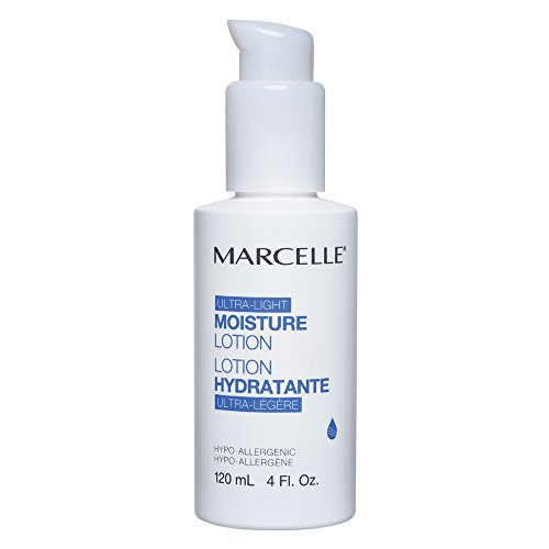 Marcelle Moisture Lotion, Hypoallergenic and Fragrance-Free, 120 mL