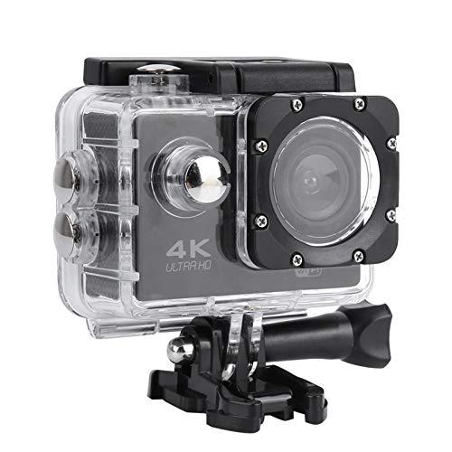 Liyeehao Videocamera Sportiva, videocamera, Fotografia Automatica Portatile da 2 Pollici per Fotografia Subacquea all'aperto