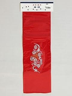 七五三用交織刺繍半衿 W7163-09