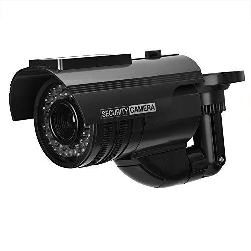 Dummy Kamera Überwachungskamera Attrappe Dome Infrarot Nachtsicht Monitor Simulation Outdoor-Kamera