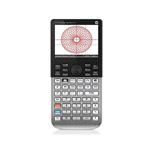 HP Prime calcolatrice Scrivania Calcolatrice grafica Nero, Argento