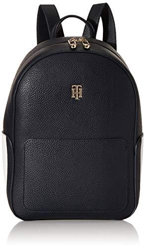 Tommy Hilfiger Rucksack TH Essence Backpack Blau AW0AW09677-DW5