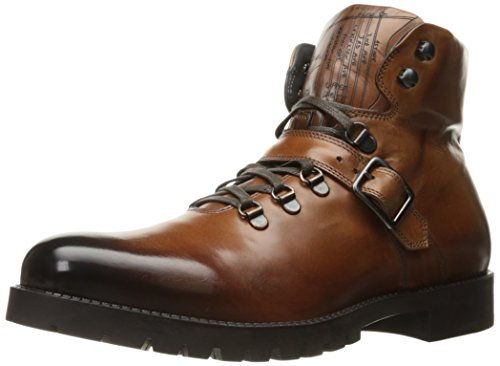 To Boot New York Men's Byron Winter, Trapper Cognac, 13 M US