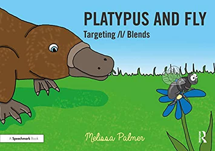 Platypus and Fly: Targeting l Blends (Speech Bubbles 2) (English Edition)
