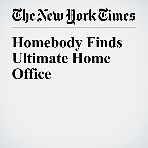 Homebody Finds Ultimate Home Office copertina