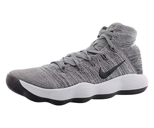 Nike Hyperdunk 2017 Flyknit basketball shoes mens cool grey/anthracite NEW 917726-007 - 11